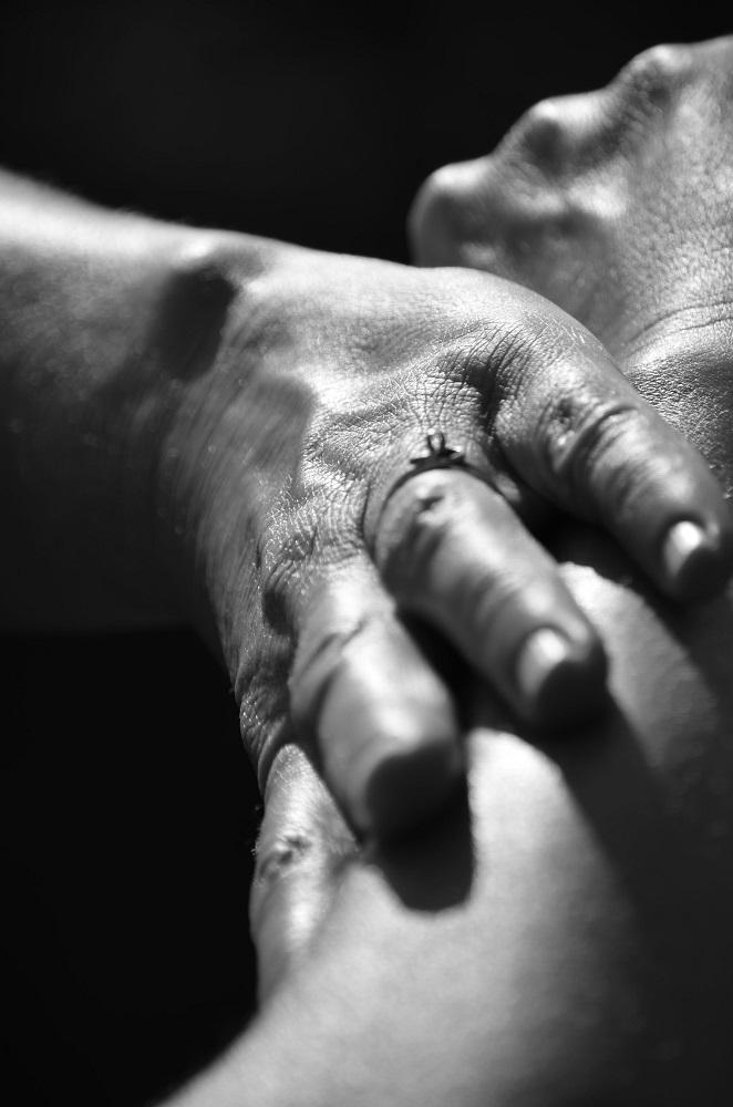 mains-compresse